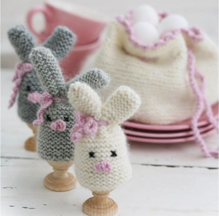 23 Free Crochet Patterns For Dressing Up Your Adorable Easter Eggs ...