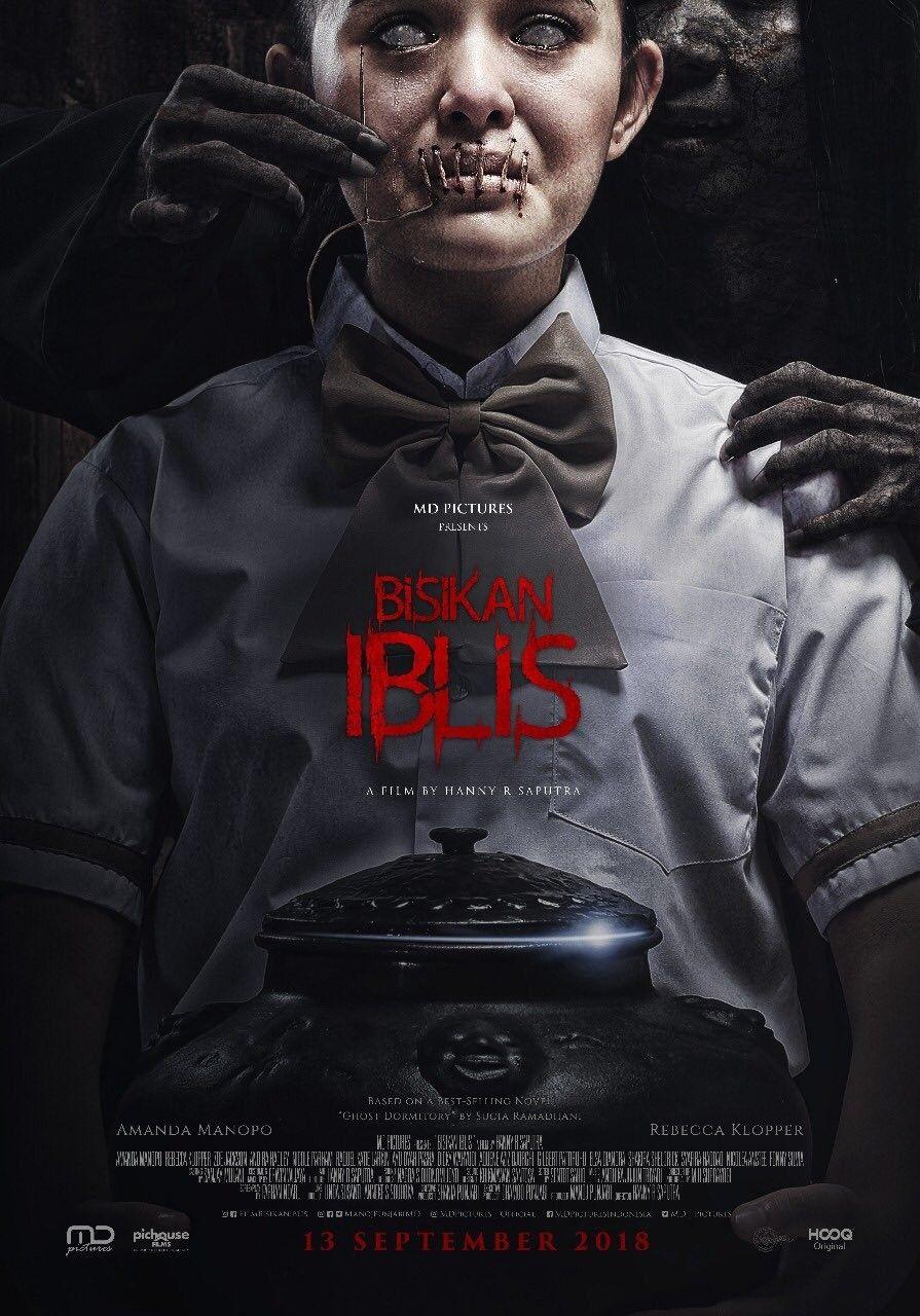 Bisikan Iblis 2018 Di 2020 Film Horor Bioskop Film