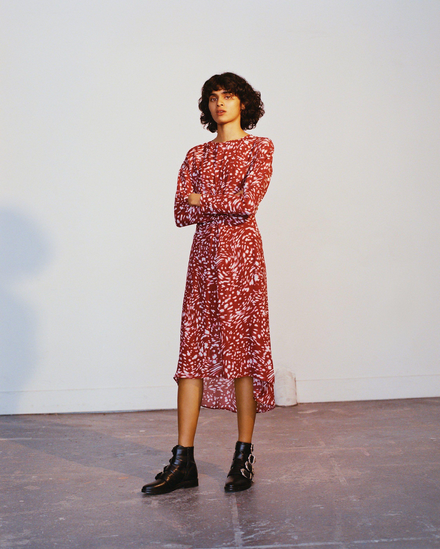 Maje Fall 2018 Ready to Wear Fashion Show in 2020   Dress