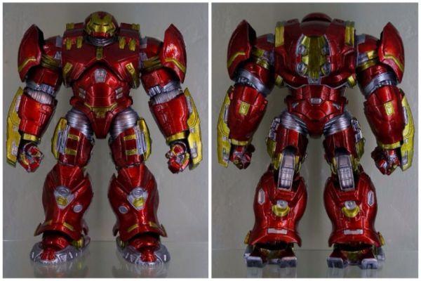 Hulkbuster (Marvel Legends) Custom Action Figure