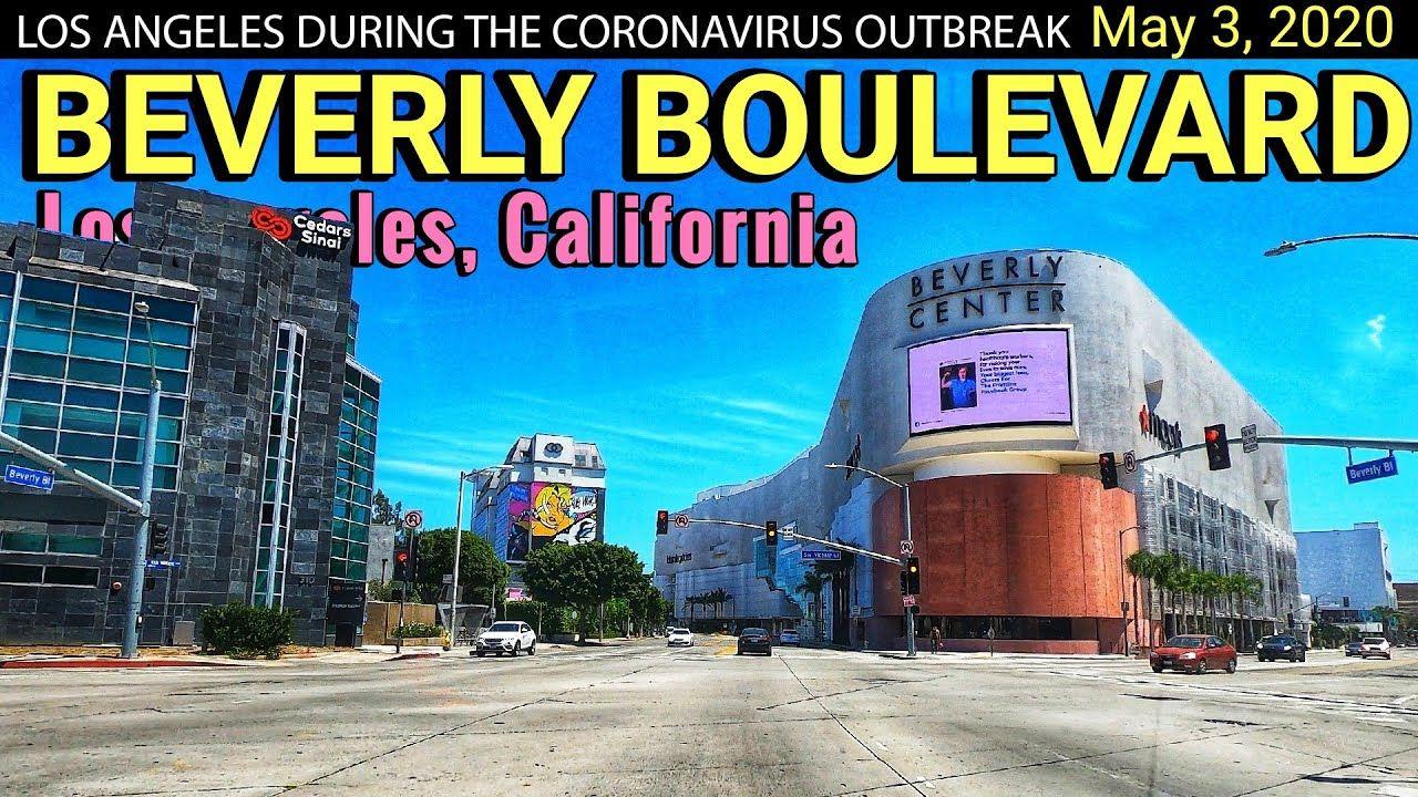 Beverly Boulevard Los Angeles California Driving Around Series Su California Los Angeles Los Angeles California