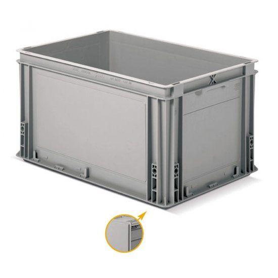 Contenitori in plastica FAMI Ideaone 600x400x325 60lt