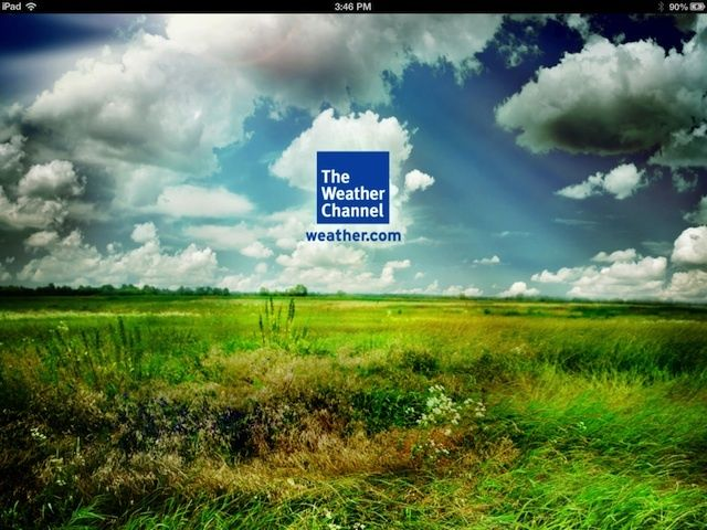 RoadTrip With Your iPad, Too [iOS Tips The weather