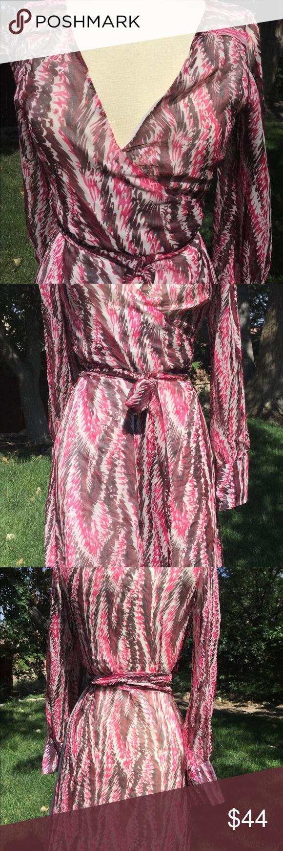 Vintage Dvf Diane Von Furstenberg Silk Wrap Dress Silk Wrap Dresses Wrap Dress Diane Von Furstenberg [ 1740 x 580 Pixel ]