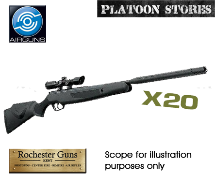 Stoeger X20 Suppresor .22 [Synthetic Stock] http//www
