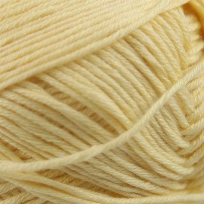 Egypto Cotton from Schachenmayr knits up at a smaller gauge for finer projects. The lightweight cotton makes this yarn great to work with and to wear in the warmer months. The color selection is perfect for spring. Made in Romania.
