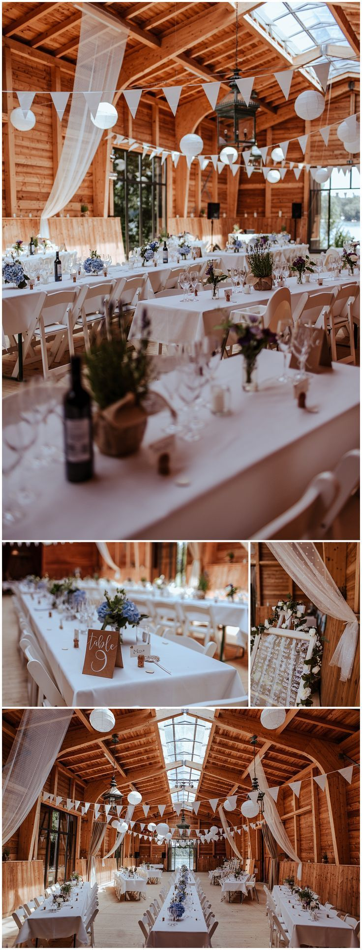 Eibenhof Bad Saarow Hochzeit - Joel und Julia #barnweddings