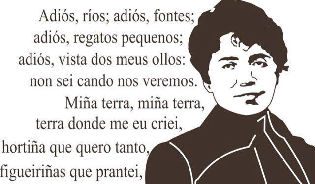 36 Mejores Opciones De Rosalía Castro En 2019 Citas De