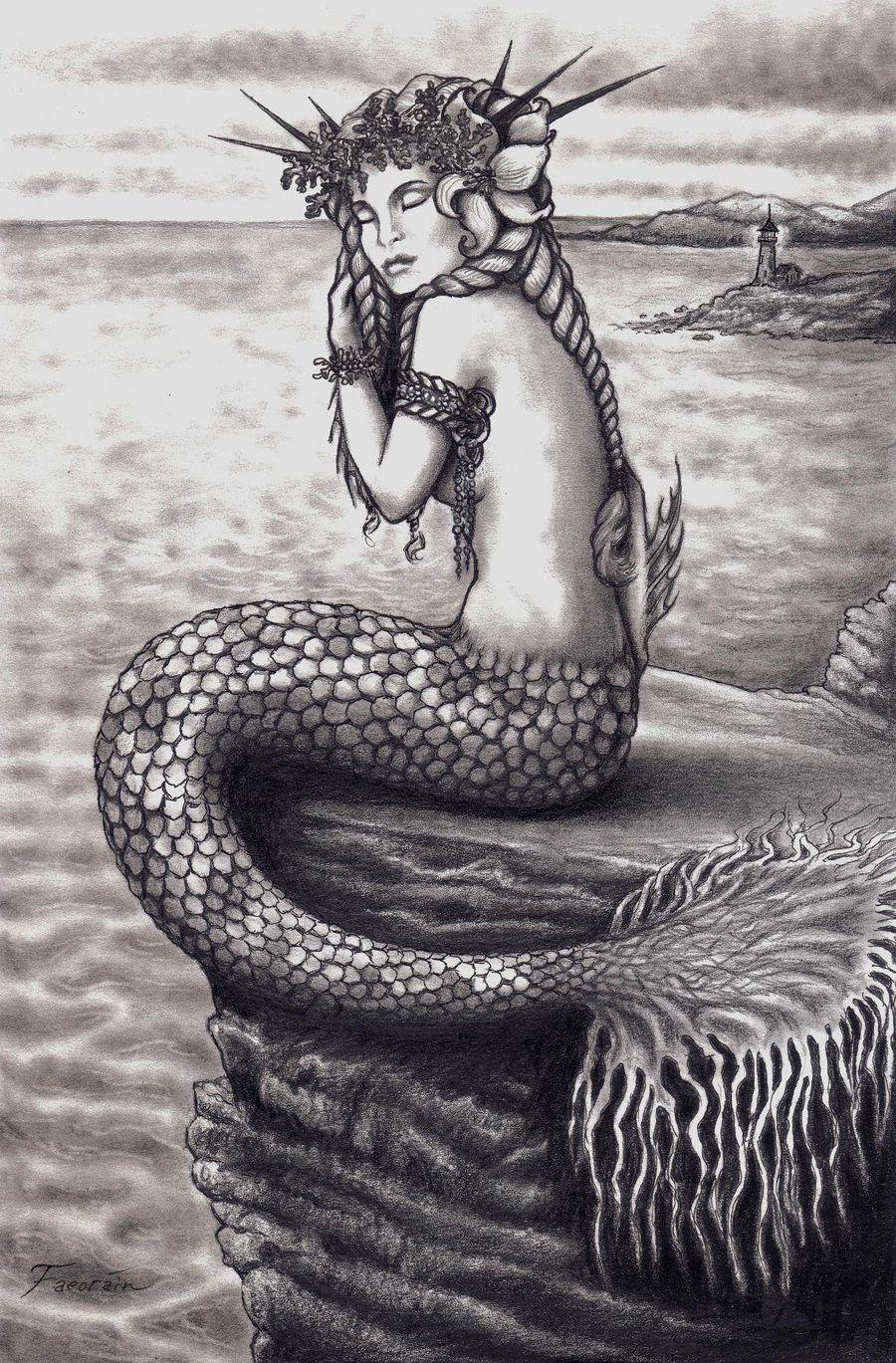 Sirène <3 ****