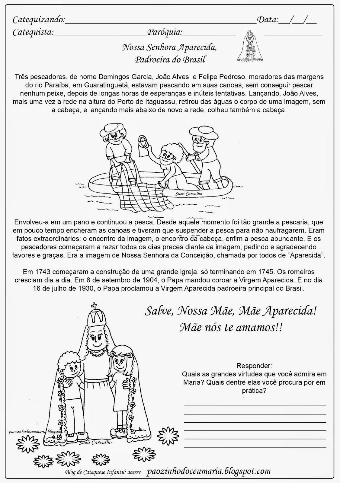 Semeadores Da Palavra De Deus Catequista Marisa Agosto 2014