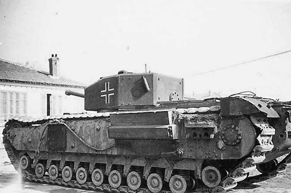 Image result for captured tanks ww2