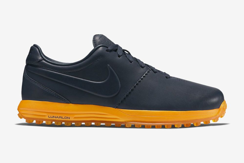 huge discount d7974 e4682 NEW NIKE LUNAR MONT ROYAL LE LIMITED EDITION Golf MENS 9 Midnight Navy  130   Nike  Golf