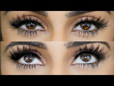 False Eyelashes 101: Select, Apply, Remove, Clean - YouTube