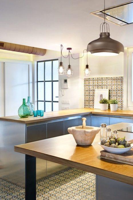 5 ideas clave para imitar el encanto de las cocinas vintage. 1 ...
