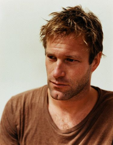 Aaron Eckhart Owner Of One Of The Few Buttchins Which I Do Not