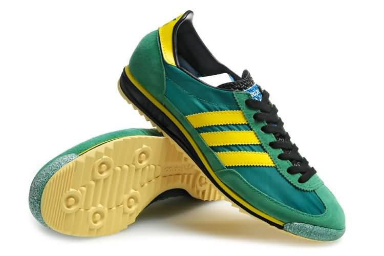 adidas dragon amarillas