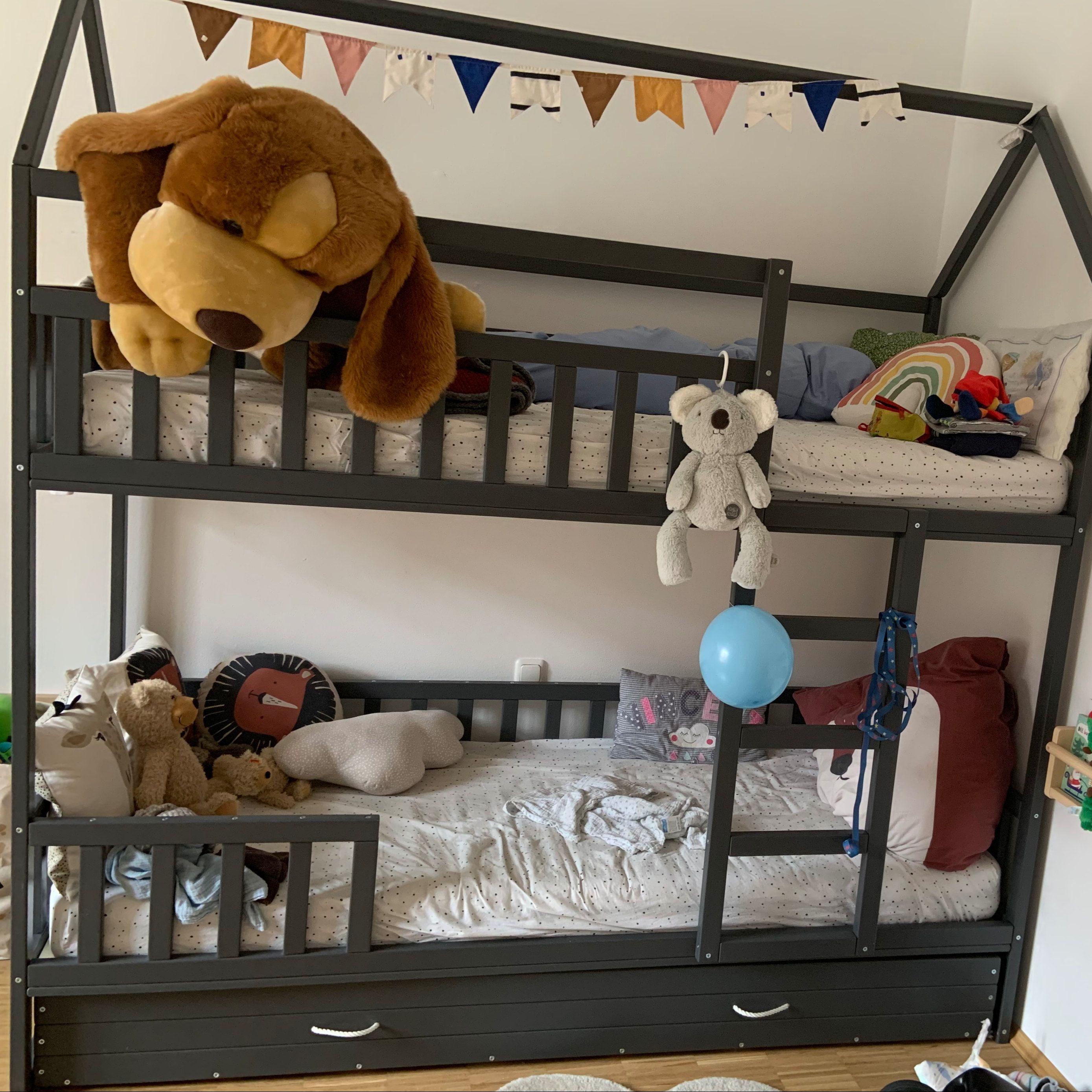 Toddler Bed Nursery Crib Children Bed Montessori Bed Kid Bed Wood Bed Children Home Waldorf Toy Kids Bedroom Floor Bed Kid Beds Toddler Bed Nursery Crib
