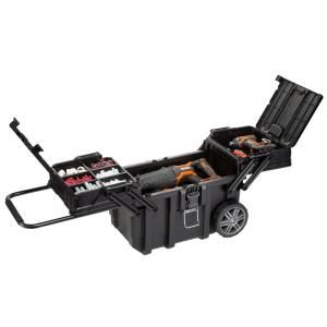 Husky 25 In Cantilever Rolling Tool Box 230380