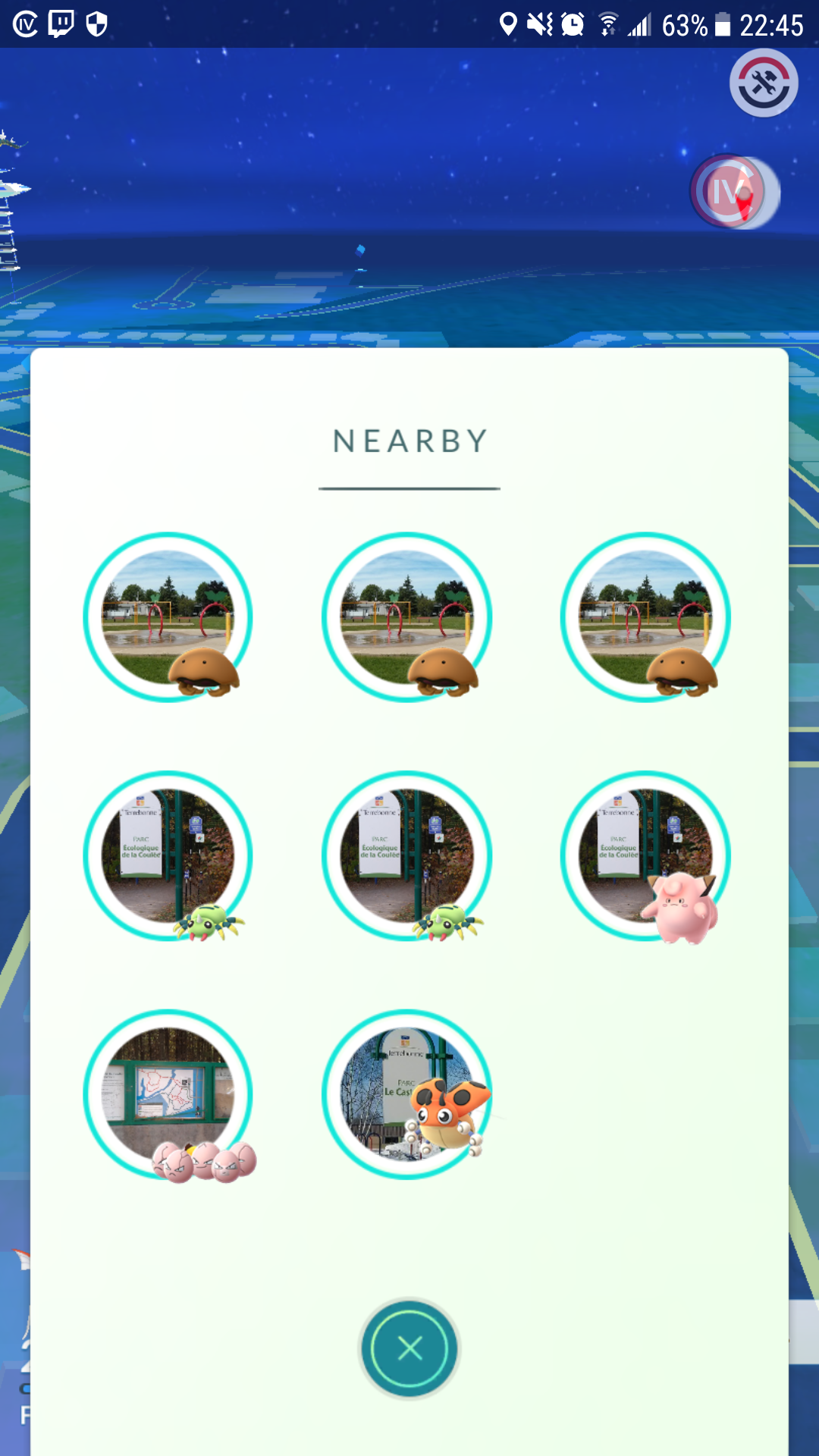 [Screenshot] I think I found a nest.