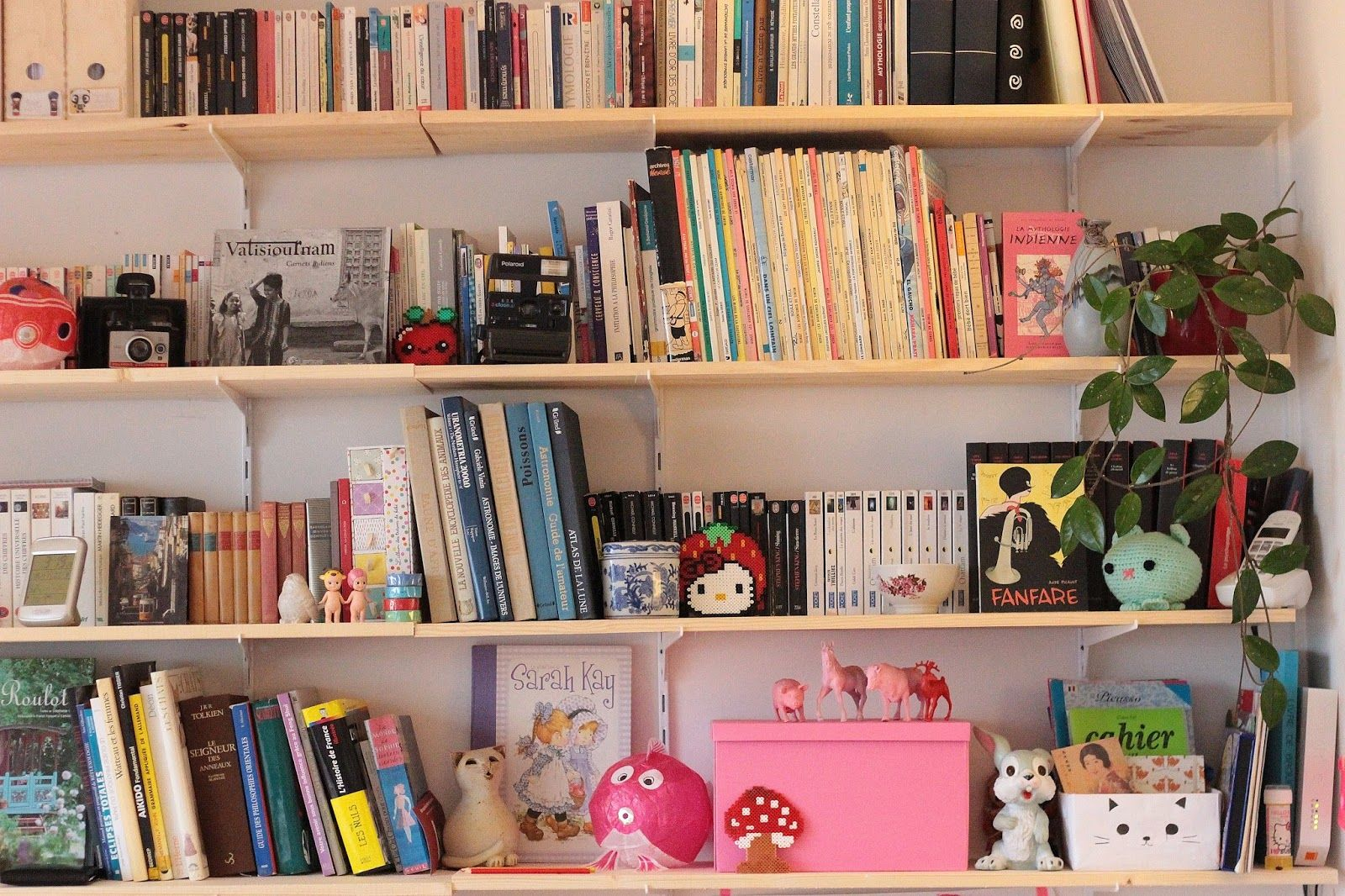 Fabriquer Sa Bibliothèque En Bois - Fashion Designs - Bibliotheque Diy