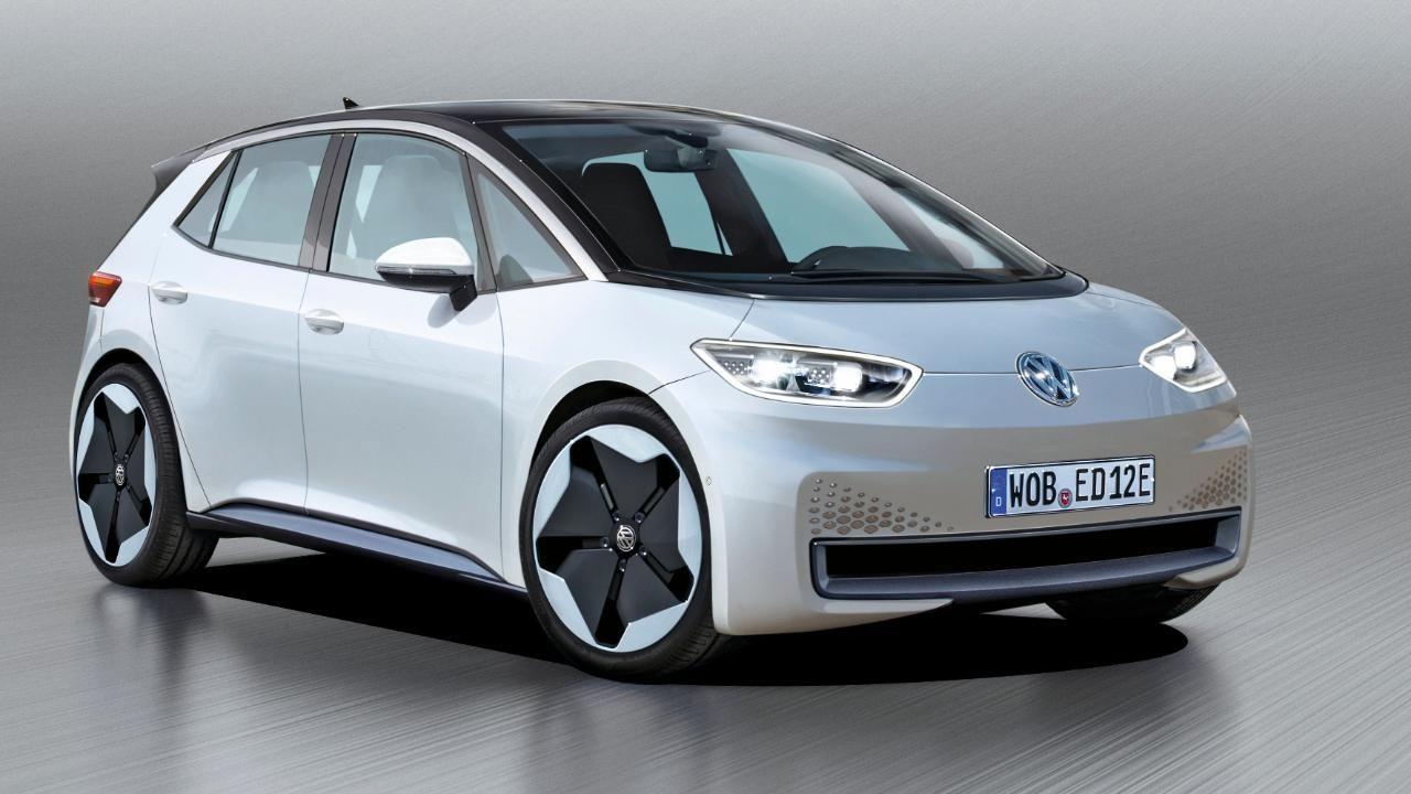 Volkswagen Id 3 Neues E Auto Lasst Server Zusammenbrechen Volkswagen E Auto Autos