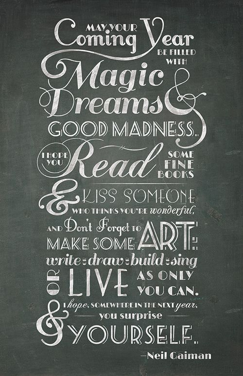Pin By Wendy Smith On New Years Revolutions Quotes Neil Gaiman