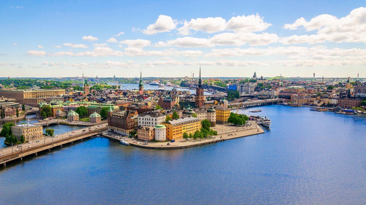Langes Weekend 3 Nachte Stockholm Im Hotelboot Mit Flugen Fruhstuck Ab 133 Mit Bildern Ostsee Ferienhaus Schweden Am See Ferienwohnung Stockholm