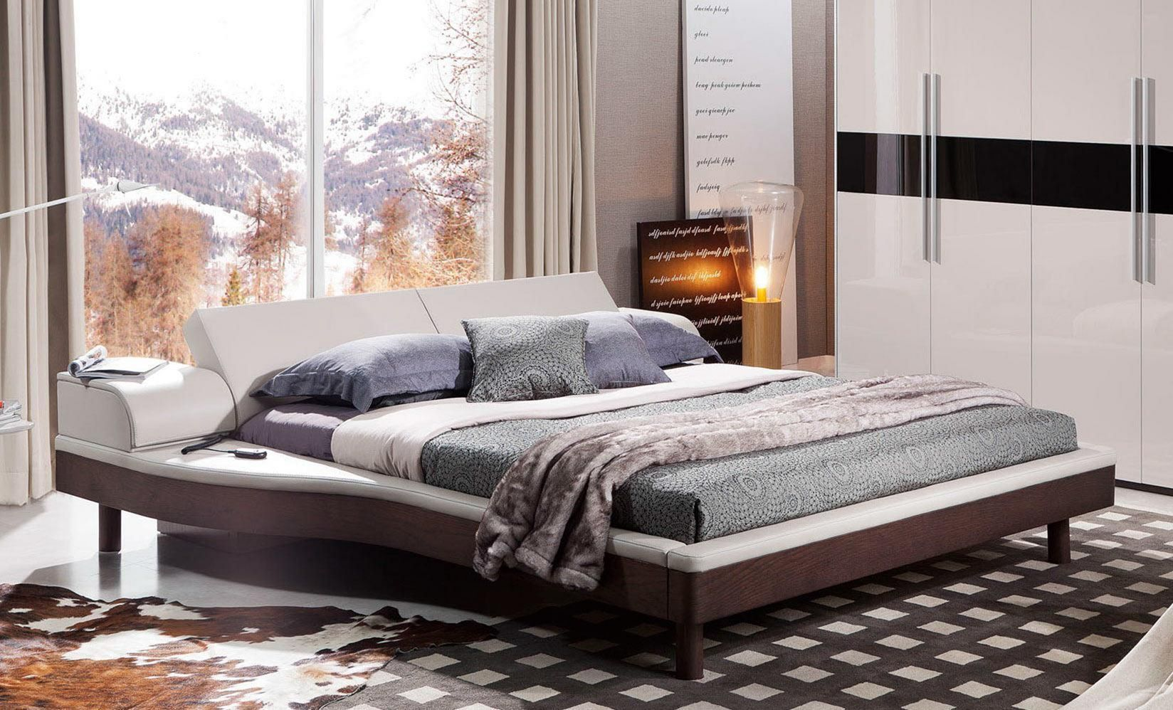 15 Chic and Warm Minimalist Bedroom Interior Ideas for