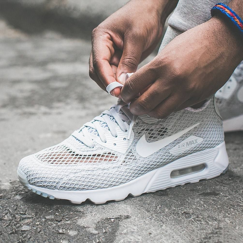 nike Air Max 90 Ultra Breeze Plus QS Pure Platinum