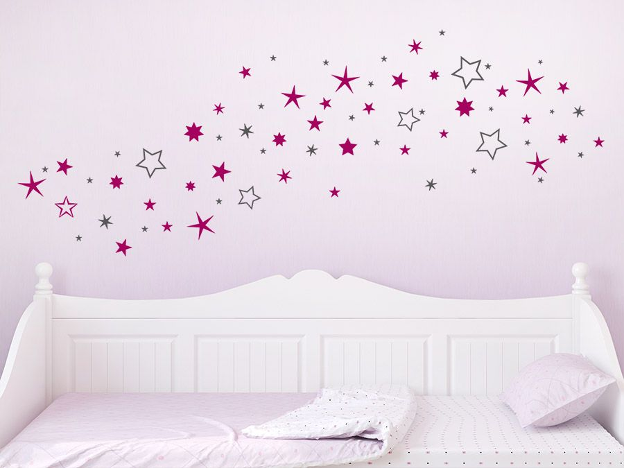 Zweifarbiger sternenhimmel babyzimmer home decor for Sternenhimmel kinderzimmer