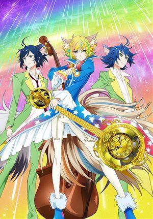 4月アニメ『SHOW BY ROCK!!』宮野真守がケモミミヴォーカルに! #anime #SB69_anime