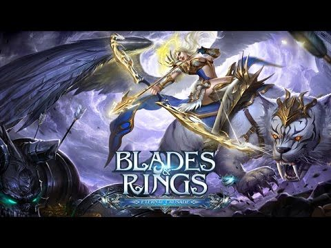Blades And Rings Eternal Crusade Boss Fights Eternal Crusade Crusades Anime