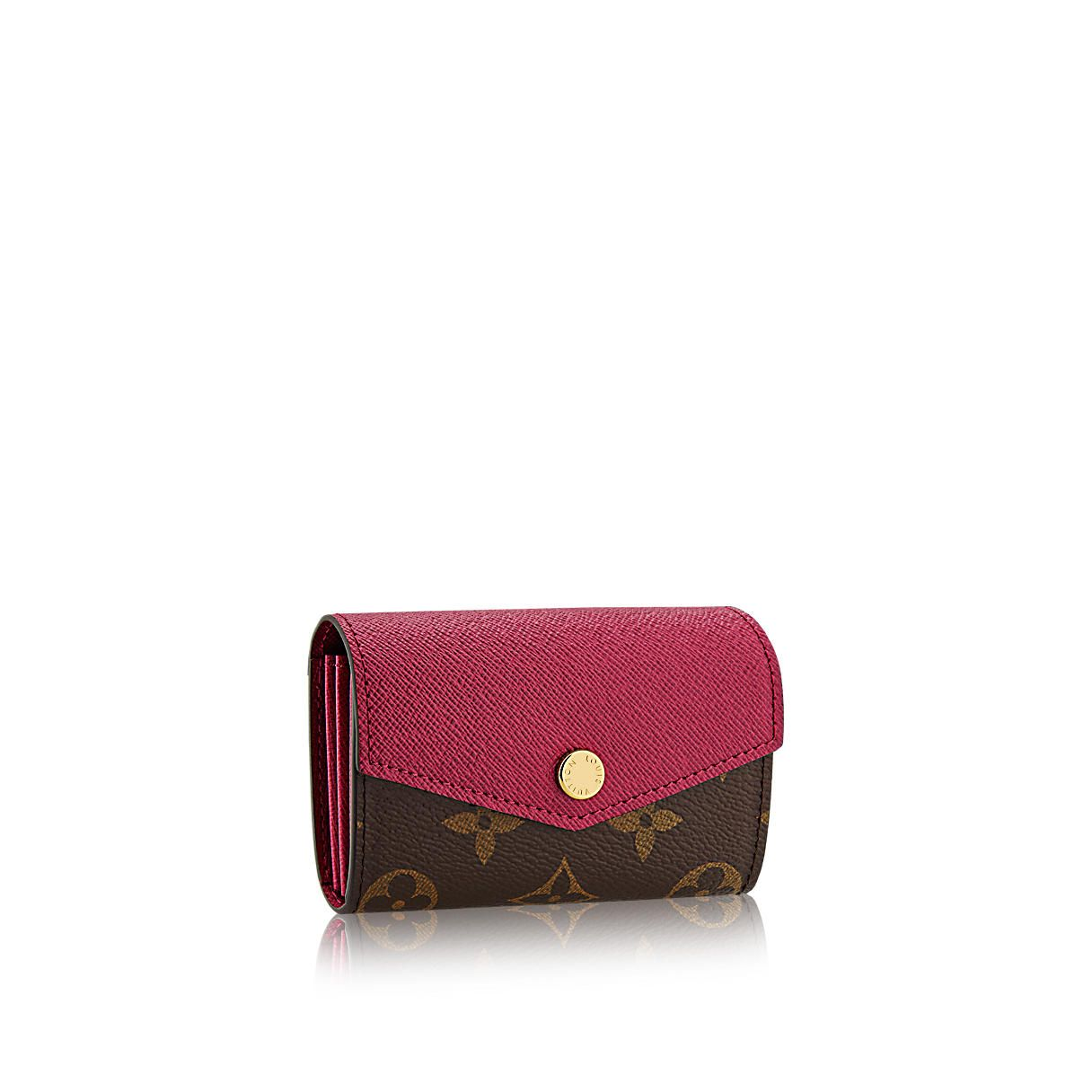 470dc445b4880 Discover Louis Vuitton Sarah multicartes Inspired by the shape of the  iconic Sarah wallet