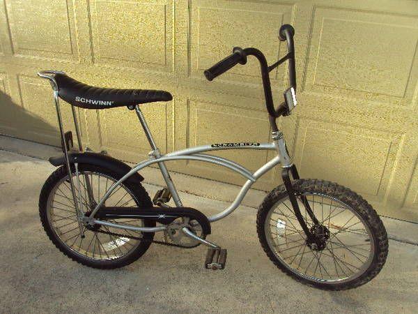 56c093e452c 1977 Schwinn Scrambler - BMXmuseum.com | Schwinn | Vintage schwinn ...