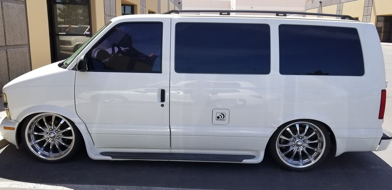 1 Astro Safari Vans Astro Van Van Vans