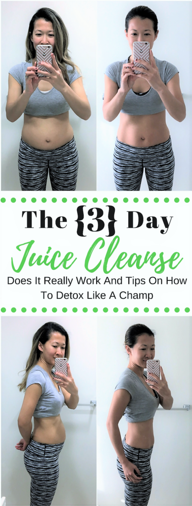 The 3 Day Juice Cleanse That Changed My Life - A Beautiful RAWR