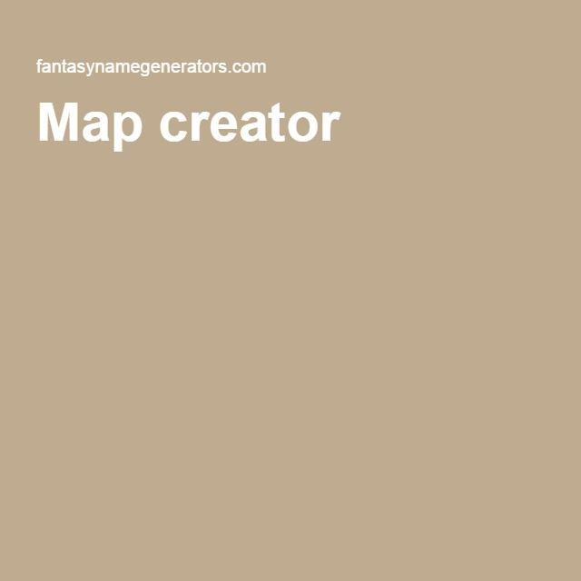 Map creator alternate classroom pinterest fantasy names name custom map creator create a basic custom map as the basis of your own world gumiabroncs Choice Image