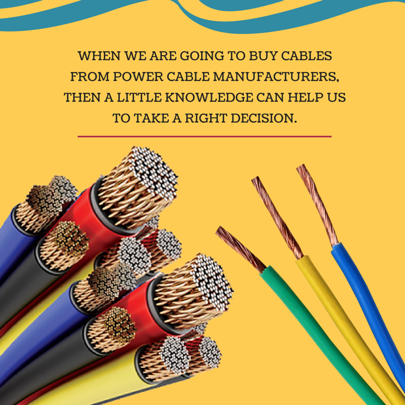 Quality Factor To Consider When Buying Electric Cables