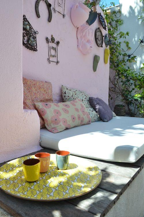 Nouveau Look Pour Une Terrasse A Marseille Tables Pinterest