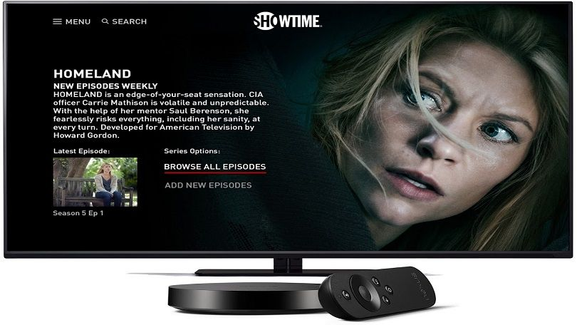 Android TV Adds Showtime HBO Now Android tv, Showtime
