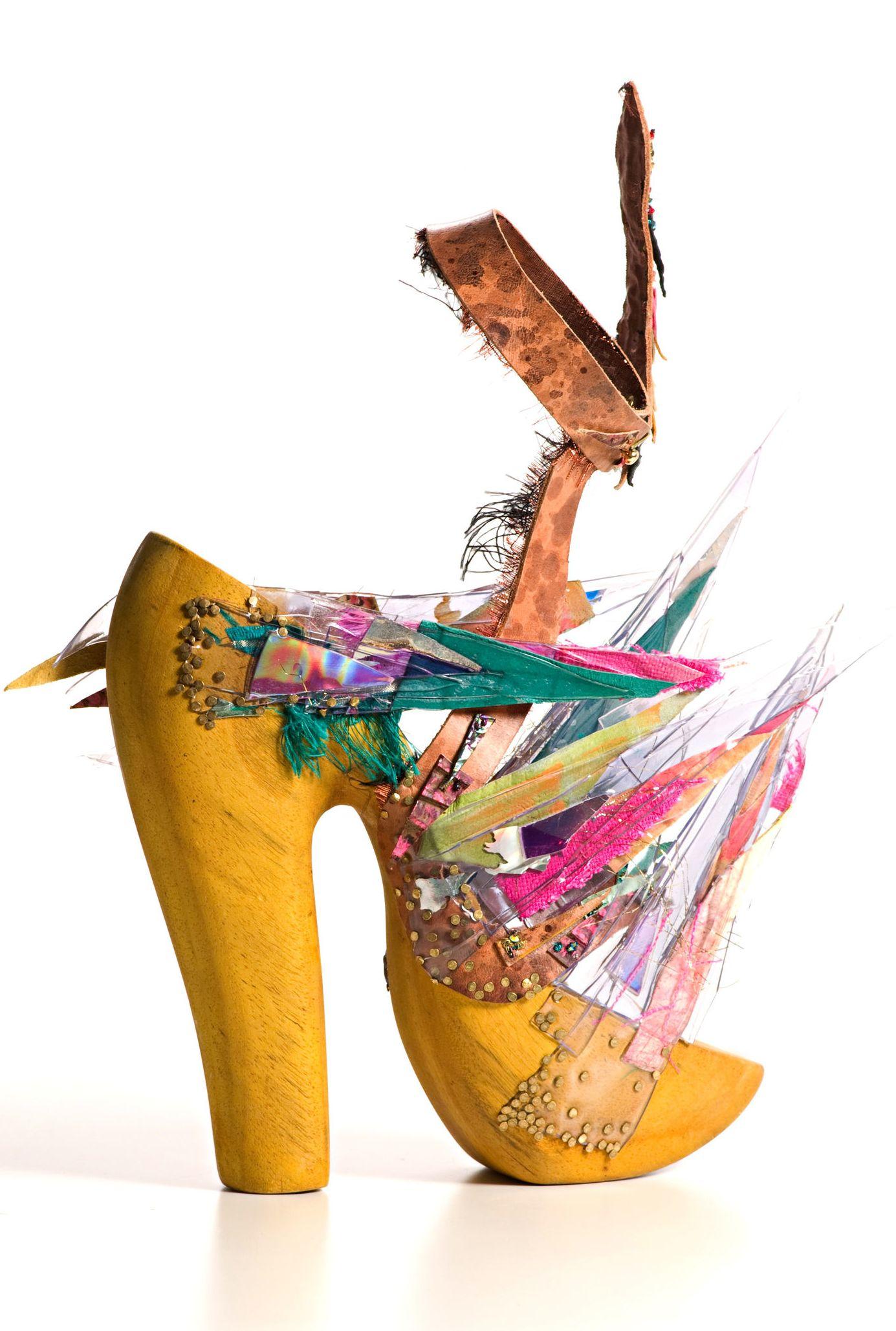 More New Crazy Shoe Designs from Kobi Levi | Zapatos