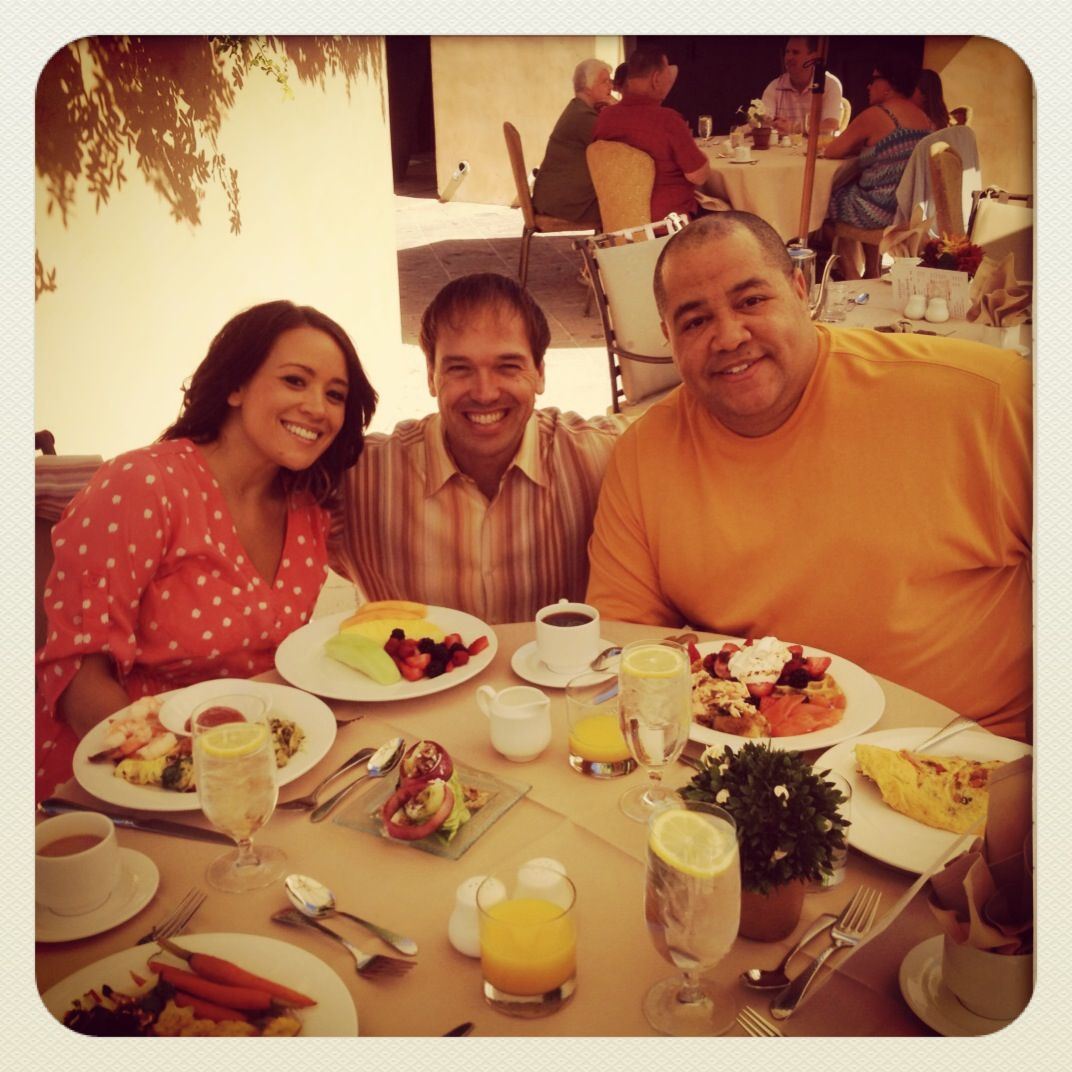 Brunch at the royal palms march 2013