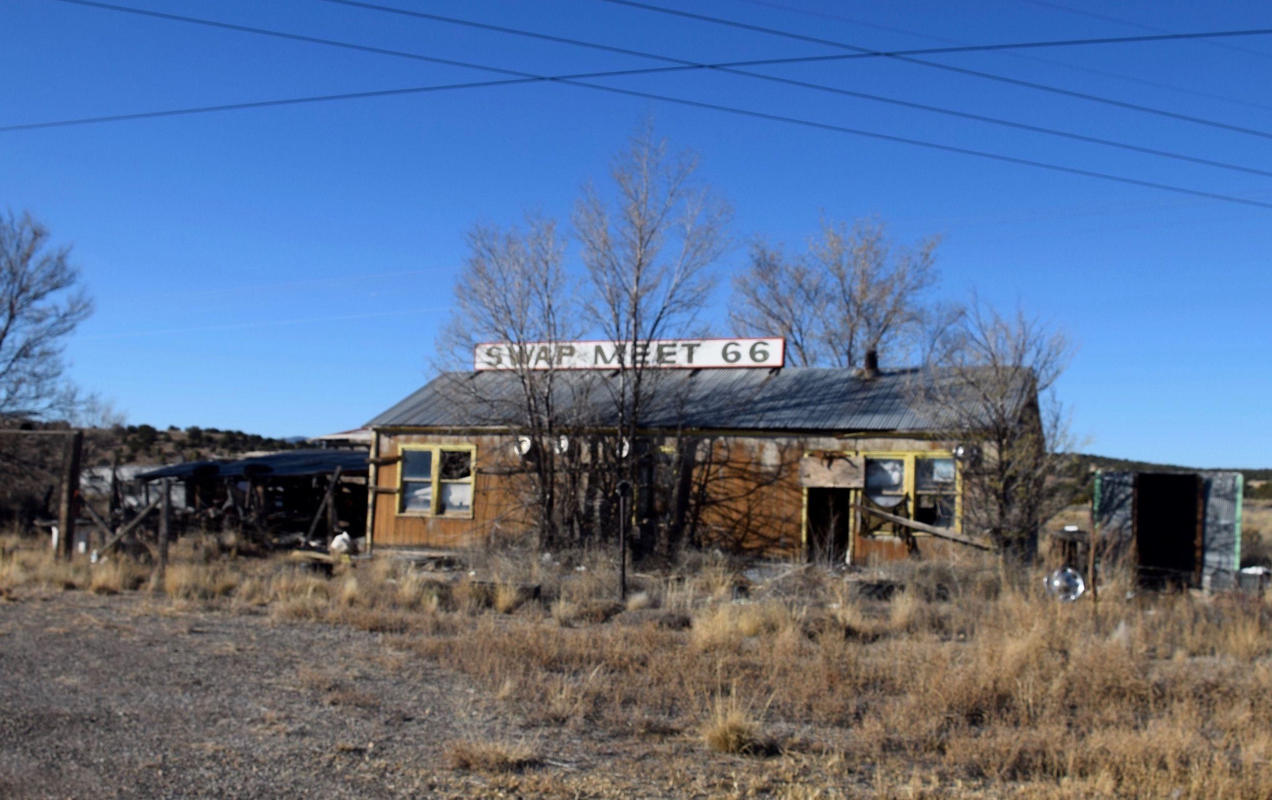 "f6370e39d510 "" Swap Meet 66 "" in Prewitt New Mexico"