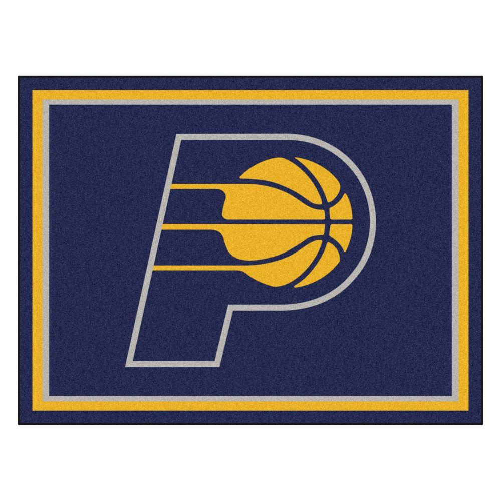 Fanmats Nba Indiana Pacers Navy Blue 8