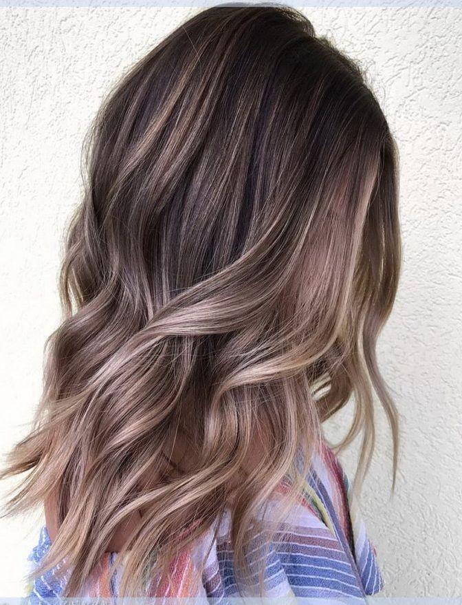 Wie man Haarfarben umsetzen und ein anderes Aussehen erzielen kann, #anderes #aussehen #dark...