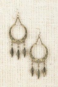 Treaty Weapon Earrings love them!!! #urbanog