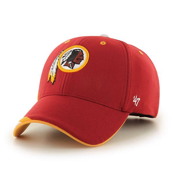 Washington Redskins Neutral Zone MVP Razor Red 47 Brand Adjustable ... 3e0f70113