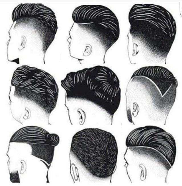 Epingle Par Charazed Laouar Sur Quorant Style De Coupe De Cheveux Coiffure Homme Coiffeurs Pour Homme