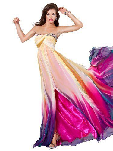 Jovani 3006 Dazzling strapless party  #dress Fuschia/Purple 12 New $500.00