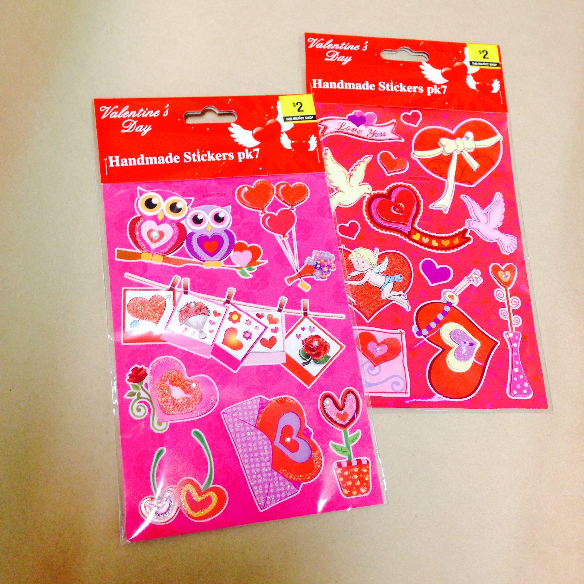 valentine's day stickers target